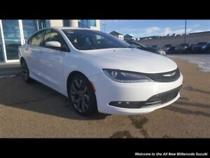 2016 Chrysler 200 S AWD, Heated Seats, Sunroof, Leather