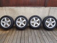 "Audi A6 Allroad 18"" Wheels and Tyres"