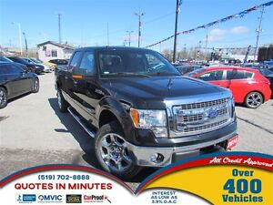 2014 Ford F-150 XLT | 4X4 | CLEAN | MUST SEE