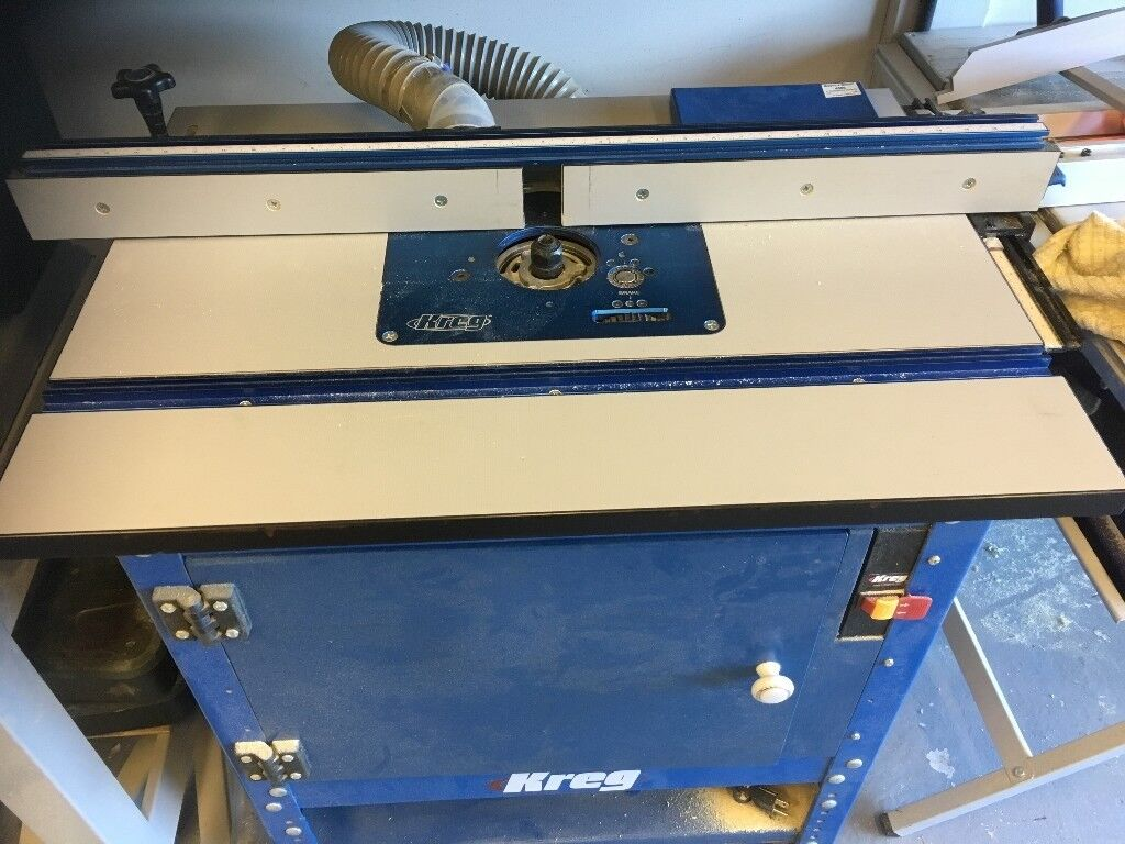 Kreg router table router and extras in kilsyth glasgow gumtree kreg router table router and extras greentooth Images