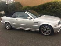 BMW 320i may swap for a bike
