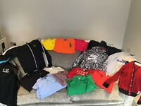 Boys designer clothing bundle