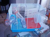 HAMSTER CAGE FROM PETS AT HOME