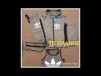 Women's Adidas 3 Piece Gym Wear BNWT