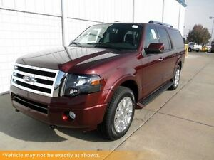 2011 Ford Expedition 2011 Ford Expedition 4x4, Power Heated Leat