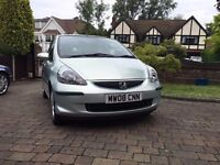Honda Jazz 1.4 i-DSI SE CVT-7 5dr in very clean condition full service history mot low miles