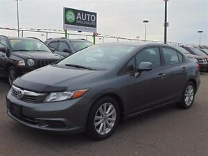 2012 Honda Civic EX-L THIS WHOLESALE CAR WILL BE SOLD AS TRADED