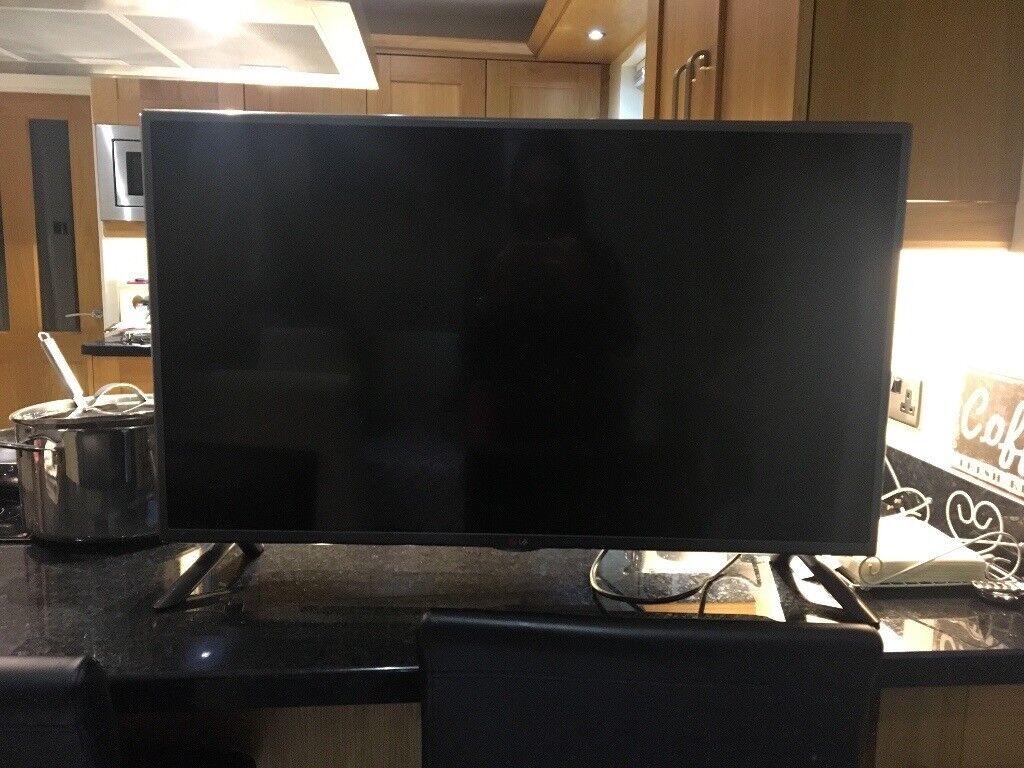 *BROKEN* 42 inch LG LCD TV