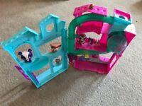 Littlest Pet Shop playset