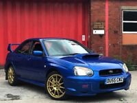 SUBARU IMPREZA STI TYPE UK-PRODRIVE-DCCD AND WIDETRACK MODEL-LOW MILEAGE