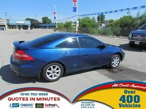 2003 Honda Accord EX | LEATHER | SUNROOF | AS-IS SPECIAL
