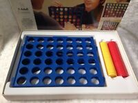 CONNECT 4 VINTAGE 1976 MB COMPLETE £5