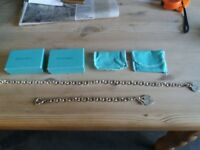Tiffany Necklace and matching Bracelet