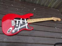 GREAT Eddie Van Halen Stratocaster Session Pro USA