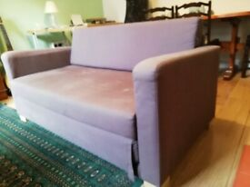 Free purple sofabed