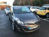 ***VAUXHALL CORSA SXI 1.2 2012/62 ONLY 57,000 MILES***