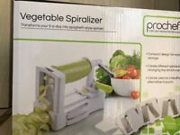 VEGETABLE SPIRALIZER FOR 10£