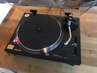 Technics SL 1210 MK2 + Lid - MINT CONDITION + Ortofon Concorde