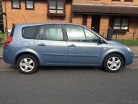 RENAULT GRAND SCENIC 1.5 DCI 7 SEATER 2007 DRIVES PERFECT