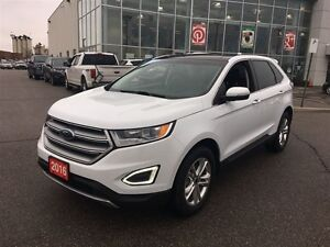 2016 Ford Edge SEL MOONROOF LEATHER NAV HANDS FREE LIFTGATE
