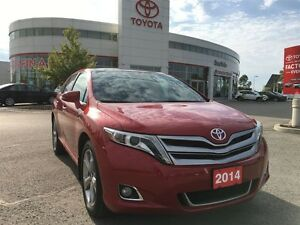 2014 Toyota Venza Limited - Fully Loaded, Toyota Certified & Win