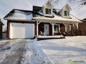429 000$ - Maison 2 étages à vendre à Brossard