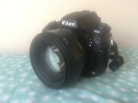 Urgent ~ Nikon D800 Body 36.3MP - Excellent Condition ~ 9302 shutter actuations