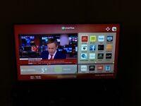 """Smart LED TV Full HD 43"""" Hitachi"""