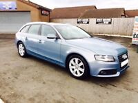 Audi A4 Avant SE 2.0 TDI **NEW TIMING BELT AND WATER PUMP FITTED**