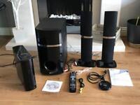 LG Blu-ray Home Cinema System (2.1)