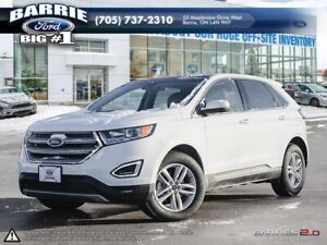 2018 Ford Edge SEL - Very low KM's!