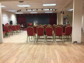 room rental for all your events