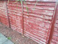 Free wooden panels