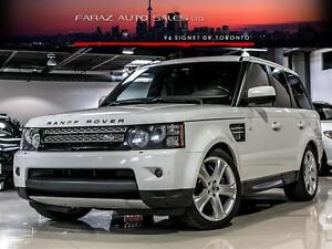 2012 Land Rover Range Rover Sport SUPERCHARGED|LOADED