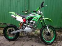 Ghost 250cc pitbike