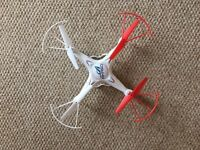 Drone AKASO + 5 BATTERY come with box