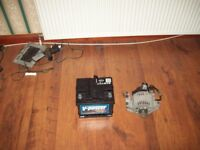 ford ka alternotor and batterey taked from 2008 reg only 1mts old [fit fiesta]