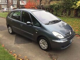Citroen Xsara Picasso 1.6 i 16v Desire 5dr, p/x welcome, 6 MONTHS FREE WARRANTY