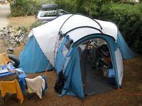 Vango Colorado 800DLX tent