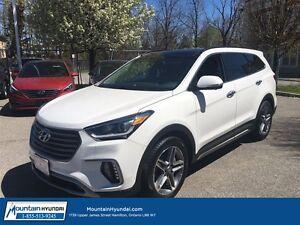 2017 Hyundai Santa Fe XL Ultimate w/6 Passenger