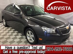 2014 Chevrolet Cruze 2LT -LEATHER/HEATED SEATS/BACK UP CAM-