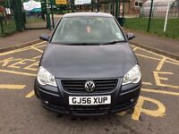 Volkswagen Polo 1.2 S 5dr SAT NAV, POLO 6R ALLOYS,AUX Low Mileage Polo 1.2