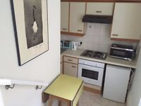 SB Lets are delighted to offer a large fully furnished studio flat for short term let, with WIFI