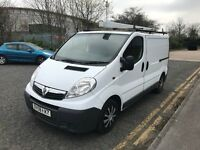 2008 vauxhall vivaro 2.0 cdti 6 speed swb exceptional condition inside and out no vat