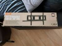 TV tilting brackets - brand new, two available