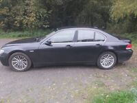 BMW, 7 SERIES, Saloon, 2002, Semi-Auto, 3600 (cc), 4 doors