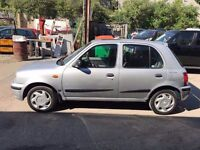 Cheap car of the day, Nissan Micra automatic, starts and drives well, VERY LOW mileage, 45,000 miles