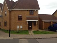 3 Bedroom Semi-detached House for Rent in Kingsmead Milton Keynes