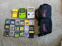 Nintendo Gameboy + Gameboy Color Bundle