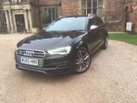 2015 (65) AUDI S3 REPLICA WITH FULL CONVERSION INSIDE AND OUT **LOOKS AND SOUNDS LIKE A GENUINE S3**